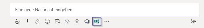Integration von Microsoft Forms in Teams
